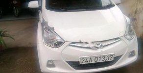 Cần bán Hyundai Eon 0.8 MT đời 2011, xe cũ màu trắng, nhập khẩu giá 175 triệu tại Hòa Bình