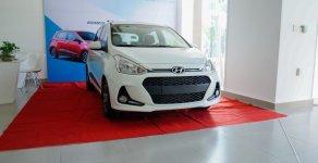 Bán Hyundai i10 2019, số tự động, hỗ trợ đăng kí grab - LH 0944.763.936 giá 405 triệu tại Tp.HCM
