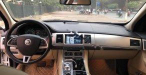 Bán ô tô Jaguar XF 2.0 2014, màu trắng, nhập khẩu xe gia đình giá 1 tỷ 390 tr tại Hà Nội