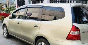 Bán ô tô Nissan Grand livina sản xuất năm 2011, màu vàng, chính chủ giá cạnh tranh giá 345 triệu tại Hà Nội