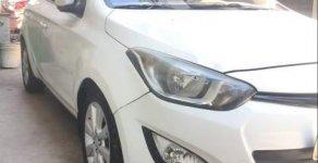 Bán ô tô Hyundai i20 năm 2013, màu trắng, nhập khẩu số tự động giá 335 triệu tại Tp.HCM