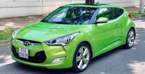 Hyudai Veloster đời 2012, màu xanh, nhập khẩu nguyên chiếc, 1 chủ duy nhất giá 555 triệu tại Tp.HCM