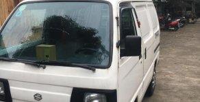 Bán Suzuki Blind Van đời 2005, màu trắng, người sử dụng bán giá 98 triệu tại Hà Nội