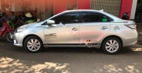 Cần bán xe Vios màu bạc, sản xuất 2017, bản E, xe mới đẹp máy chạy êm ru giá 450 triệu tại Đắk Lắk