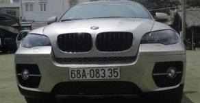 Bán xe cũ BMW X6 AT đời 2008, màu bạc, xe nhập, 720tr giá 720 triệu tại Tp.HCM