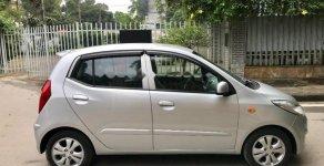Bán Hyundai i10 1.2 năm sản xuất 2014, màu bạc, nhập khẩu  giá 229 triệu tại Hà Nội
