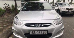 Bán xe Hyundai Accent AT sản xuất 2011, màu bạc, nhập khẩu  giá 405 triệu tại Hà Nội