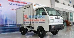 Bán ô tô Suzuki Supper Carry Truck số sàn, sản xuất năm 2018, màu trắng, nhập khẩu, giá tốt giá 249 triệu tại Tp.HCM