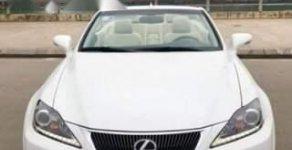 Bán xe Lexus IS 250C 2011, màu trắng, nhập khẩu nguyên chiếc giá 1 tỷ 390 tr tại Hà Nội