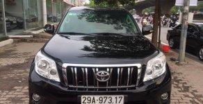 Bán ô tô Toyota Prado 2.7 TXL sản xuất năm 2013, màu đen, nhập khẩu giá 1 tỷ 460 tr tại Hà Nội