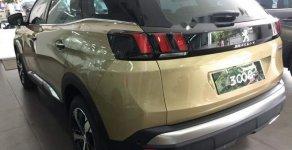 Bán xe Peugeot 3008 1.6 AT sản xuất năm 2019, màu vàng giá 1 tỷ 199 tr tại Hà Nội