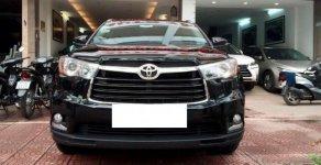 Bán Toyota Highlander 3.5 Limited AWD màu đen/kem model 2015, đăng ký 2016, biển Hà Nội giá 2 tỷ 350 tr tại Hà Nội