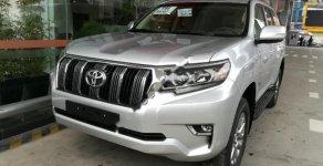 Cần bán Toyota Prado VX 2019, màu bạc, nhập khẩu giá 2 tỷ 340 tr tại Hà Nội