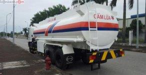 Bán xe bồn chở xăng dầu 19 khối Hino Euro 4 - Model FL8JT7A giá 1 tỷ 990 tr tại Hà Nội