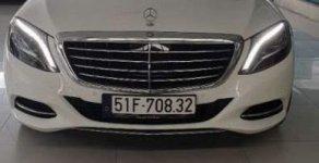 Bán Mercedes S400 sản xuất năm 2016, màu trắng giá 3 tỷ 150 tr tại Hà Nội