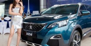 Bán xe Peugeot 3008 năm 2019, xe mới 100% giá 1 tỷ 199 tr tại Hà Nội