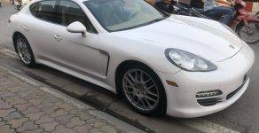 Bán xe Porsche Panamera đời 2010, màu trắng, xe nhập giá 1 tỷ 855 tr tại Hà Nội