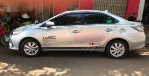 Bán Toyota Vios 1.5E sản xuất năm 2017, màu bạc giá 450 triệu tại Đắk Lắk