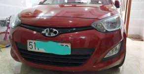 Cần bán gấp Hyundai i20 sản xuất 2013, màu đỏ, xe nhập xe gia đình, giá chỉ 398 triệu giá 398 triệu tại Tp.HCM