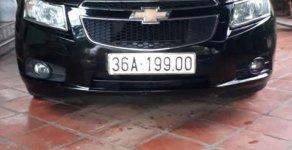Cần bán lại xe Chevrolet Cruze năm 2011, màu đen, xe nhập, giá chỉ 310 triệu giá 310 triệu tại Thanh Hóa