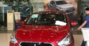 Bán Mitsubishi Mirage AT đời 2019, màu đỏ, nhập khẩu  giá 380 triệu tại Hà Nội