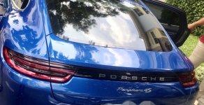 Cần bán xe Porsche Panamera 4s năm 2017, màu xanh lam, nhập khẩu nguyên chiếc giá 6 tỷ 700 tr tại Tp.HCM