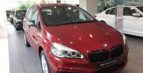 Bán xe BMW 2 Series 218i Gran Tourer sản xuất 2018, màu đỏ, nhập khẩu nguyên chiếc giá 1 tỷ 628 tr tại Tp.HCM