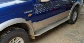 Bán Ford Everest 2.5L 4x2 MT sản xuất 2005, màu xanh lam, chính chủ giá 270 triệu tại Đồng Nai