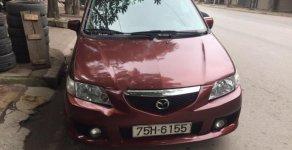 Bán Mazda Premacy 1.8 AT đời 2004, màu đỏ  giá 205 triệu tại Hải Phòng