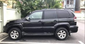 Bán Toyota Prado GX đời 2009, màu đen, nhập khẩu, chính chủ  giá 760 triệu tại Hà Nội