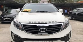 Bán Kia Sportage sản xuất 2011, màu trắng, xe nhập số tự động giá 575 triệu tại Hà Nội