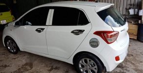 Bán Hyundai Grand i10 2014, màu trắng, nhập khẩu nguyên chiếc chính chủ giá 245 triệu tại Bình Dương