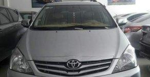 Bán xe Toyota Innova V đời 2009, màu bạc, xe gia đình  giá 425 triệu tại Bình Dương