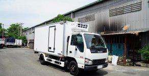 Bán xe tải Isuzu 1T9 - 2T4 đông lạnh, trả góp chỉ 15% giao ngay giá 670 triệu tại Tp.HCM
