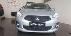Bán xe Mitsubishi Attrage sản xuất năm 2019, màu bạc, xe nhập Thái Lan giá 369 triệu tại Hà Nội