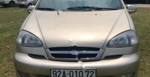 Bán xe Chevrolet Vivant CDX 2.0 đời 2008, màu vàng giá 185 triệu tại Quảng Nam