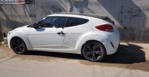 Bán xe Hyundai Veloster đời 2011, màu trắng, nhập khẩu   giá 450 triệu tại Tp.HCM