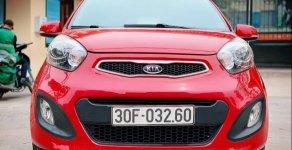Bán xe Kia Picanto 1.25AT đời 2013, màu đỏ giá 315 triệu tại Hà Nội