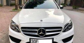 Bán Mercedes Benz C300 AMG màu trắng / đen sản xuất 2018, biển Hà Nội giá 1 tỷ 818 tr tại Hà Nội