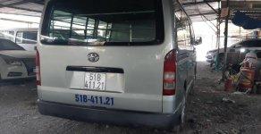 Bán xe Toyota Hiace tải van 6 chỗ 850kg máy dầu, đời 2007, chạy được giờ cấm trong TP giá 275 triệu tại Tp.HCM