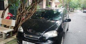 Bán Chevrolet Vivant CDX-MT 2008, màu đen xe gia đình giá 190 triệu tại Bắc Ninh