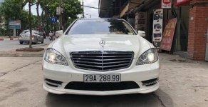Bán ô tô Mercedes S550 đời 2011, màu trắng, nhập khẩu giá 1 tỷ 650 tr tại Hà Nội