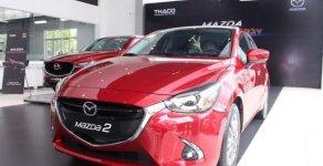 Bán xe Mazda 2 năm 2018, màu đỏ, nhập khẩu Thái giá 572 triệu tại Bình Dương