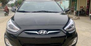 Bán xe Hyundai Accent 1.4MT Sedan đời 2014, màu đen, nhập khẩu giá cạnh tranh giá 395 triệu tại Thanh Hóa