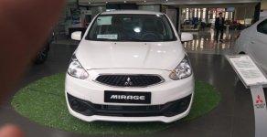 Bán xe Mitsubishi Mirage sản xuất năm 2019, màu trắng, xe nhập Thái Lan giá 450 triệu tại Hà Nội
