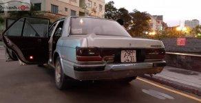 Bán xe Toyota Crown sx 1996, số tay, máy xăng, màu bạc, nội thất màu nâu, odo 200000 km giá 85 triệu tại Hà Nội