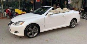 Cần bán lại xe Lexus IS 250 đời 2010, màu trắng, xe nhập giá 1 tỷ 230 tr tại Hà Nội