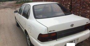 Bán Toyota Corolla năm 1995, màu trắng, nhập khẩu   giá 110 triệu tại Hà Nội