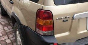 Bán xe Ford Escape sản xuất 2003 giá cạnh tranh giá 130 triệu tại Hà Nội