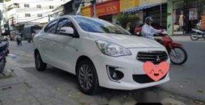 Cần bán gấp Mitsubishi Attrage sản xuất 2017, màu trắng, nhập khẩu   giá 380 triệu tại Khánh Hòa
